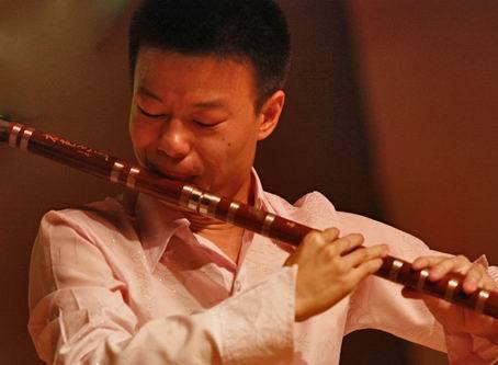 中国当代音乐家作品展播