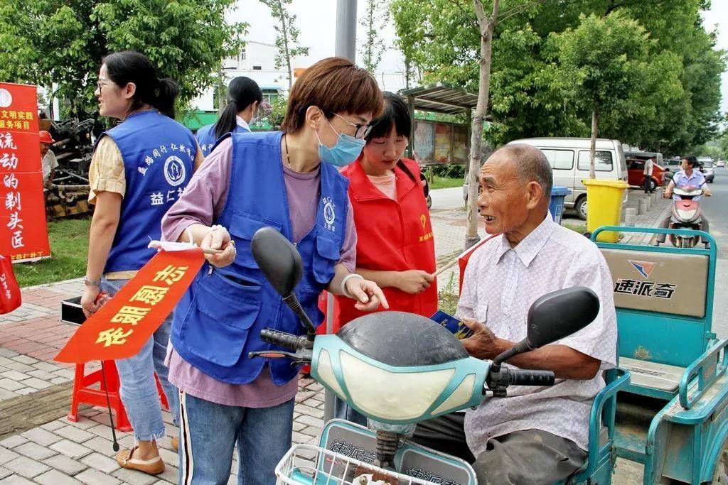 """安徽巢湖:新时代文明实践立""""巢""""头"""