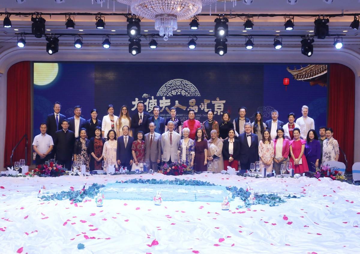 中秋节,中国传统文化成为连接中外友谊的桥梁