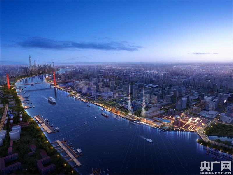 合作框架协议_上海杨浦滨江城市更新发展基金正式设立_央广网